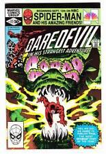 DAREDEVIL #177 - 1981 - Frank Miller - Marvel Comics - HIGH GRADE