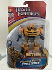 Hasbro Transformers - Fast Action Battlers Plasma Punch Bumblebee Action Figure