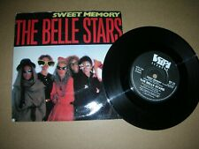 BELLE STARS - SWEET MEMORY..UK.STIFF RECORDS BUY.174 IN P/C (1983)