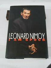 "A Copy Of ""Leonard Nimoy"" ""I Am Spock"" First Edition Ibsn:0-7868-6182-7"