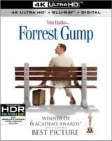 Forrest Gump [New 4K UHD Blu-ray] With Blu-Ray, 4K Mastering, Ac-3/Dolby Digit