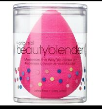Original Beauty Blender Foundation Contour BB Cream Pink Sponge MSP $20