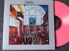 PARANOID VISIONS rebellion MLP limited pink vinyl anarcho punk