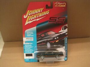 johnny lightning classic gold collection 1987 monte carlo aerocoupe 1 of 3220