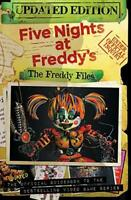 The Freddy Files: Updated Edition Five Nights At Freddy's by Scott Cawthon Paper