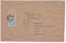Bedarfsbrief von Japan nach Wien, 1928