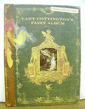 Lady Cottington's Fairy Album by Brian Froud 2002 Hardcover