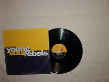 """Mica Paris – Young Soul Rebels - Disco 12"""" 45 Giri Vinile Stampa UK 1991 House"""