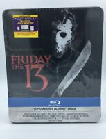 Friday the 13th: The Complete Collection (Blu-ray Disc, 2013; 10-Disc Set) NEW