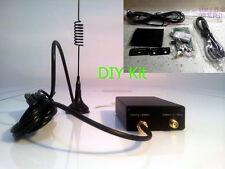 DIY Kit 100KHz-1.7GHz FM DSB UV HF RTL-SDR USB Tuner Receiver R820T+ RTL2832U CW
