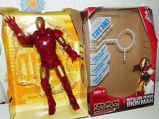 12 Inch Lights & Sound Repulsor Power Iron Man Figure