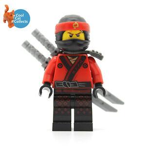 Genuine Lego Ninjago Movie Kai Minifgure (njo316) with Accessories