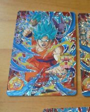 DRAGON BALL Z DBZ DBS HEROES CARD PRISM HOLO CARTE HGD6-CP7 CP SR DBH JAPAN MINT