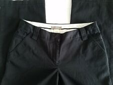 TOMMY BAHAMA WOMENS SIZE 6 Casual Black pants trousers (N5)