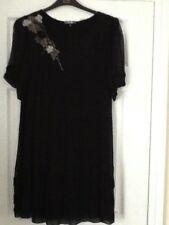 LITTLE BLACK DRESS SIZE 18 BY SOUTH SIZE 18 BLACK DRESS WITH STRETCH 18 DRESS