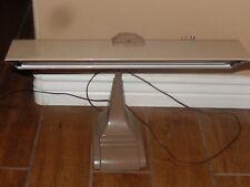 Vintage heavy Gooseneck Mid Century Industrial Steampunk Adjustable Desk Lamp