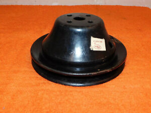 1956 Ford F100 F250 F350 F500 F600 Truck NOS 272 V8 WATER PUMP PULLEY Non H/D