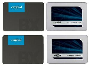 """Crucial SSD 1TB 120GB 240GB 480GB 2TB BX500 Solid State Drive 2.5"""" SATAIII MX500"""