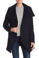 NWOT $200 French Connection Asymmetrical Hem Coat XL