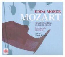 Edda Moser, W.a. Mozart - Concert Arias [New CD]