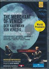 Andre Tchaikowsky Merchant Of Venice DVD NEW Der Daufmann von Venedig Nielsen