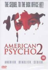 American Psycho 2 DVD (2002) Mila Kunis, Freeman (DIR)  Gift Idea ***NEW***