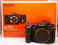 Sony A700 *** MINT(Y) CONDITION ***