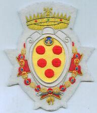 Medieval Renaissance Family Italy Medici Royal Pope Crest Vatican Duke Tuscany X