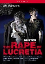The Rape of Lucretia, New DVDs