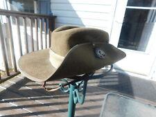 Ww 2 Australian slouch hat