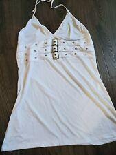 Living Dead Souls Shirt Tank White XL NEW