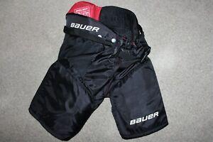 NEVER WORN Jr Sz Large Bauer Vapor X700 Hockey Padded Culotte Pants Shorts Pads