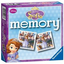 Disney Sofia The First Mini Memory Game - Ravensburger Picture Card