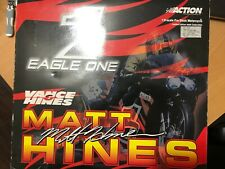 Action 1/9 Engle One James Dean Pro Stock Motorcycle Matt Hinges Vance Hines