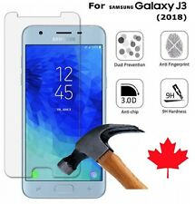 For Samsung Galaxy J3 2018 - Premium Tempered Glass Clear Screen Protector