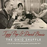 Iggy Pop - The Ohio Shuffle [CD]
