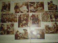 Photo article the Tausch Markt Berlin Germany 1946 ref Ap