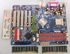 Gigabyte GA-8IPE1000-G Socket 478 CPU Scheda Madre Pentium 4 e 2 GB di memoria DDR B