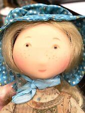 Vintage Holly Hollie Hobbie Doll 1974 Knickerbocker