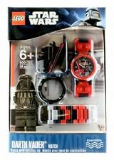 LEGO - Star Wars Darth Vader Watch With Minifigure - NEW