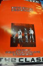 The Clash, Sandinista , Original Poster