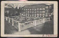 Postcard West Virginia/WV  Horticulture Fair Exhibit view 1908