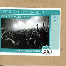 On the Road: Travelogue, Fall 2006 by The String Cheese Incident (CD, Mar-2007,