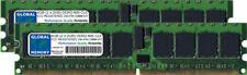 4GB (2 x 2GB) DDR2 800MHz PC2-6400 240-PIN ECC REGISTERED RDIMM SERVER RAM KIT