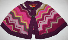 NWT Girls Missoni For Target Poncho Sweater Size XS