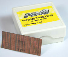 FIX8 23 GAUGE 30MM HEADLESS PINS BOX OF 10000