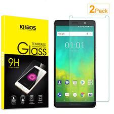 2-Pack Khaos For BlackBerry Evolve BBG100-1 Tempered Glass Screen Protector