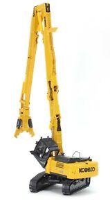 Kobelco SK400DLC-10 Demolition Excavator - Motorart 1:50 Scale Model #1211 New!