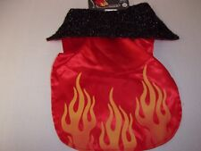 DEVIL Cat Cape Costume Halloween new Small puppy pet Petco O/S dog kitty Kitten