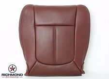 2011-2012 Ford F-250 F-350 King Ranch -Driver Side Bottom Leather Seat Cover